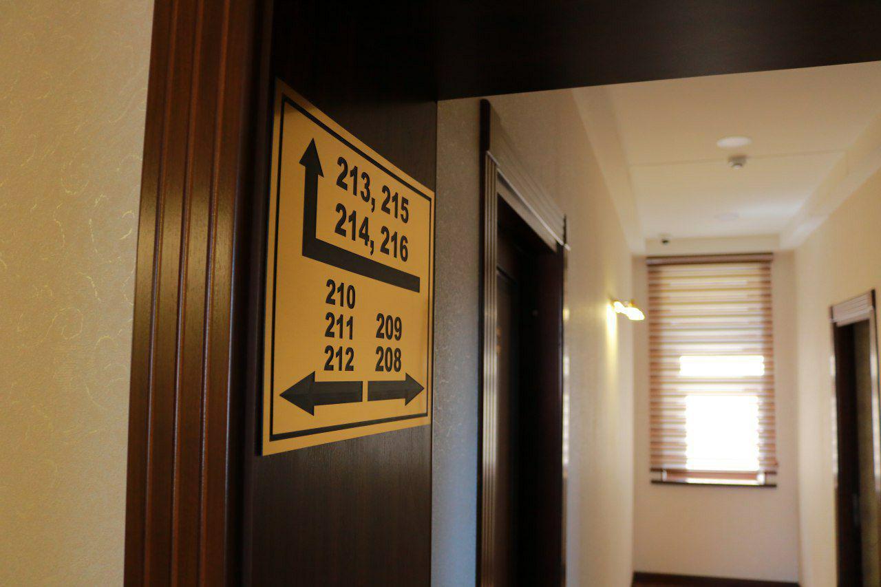 Osiyo Palace - отель в Ташкенте